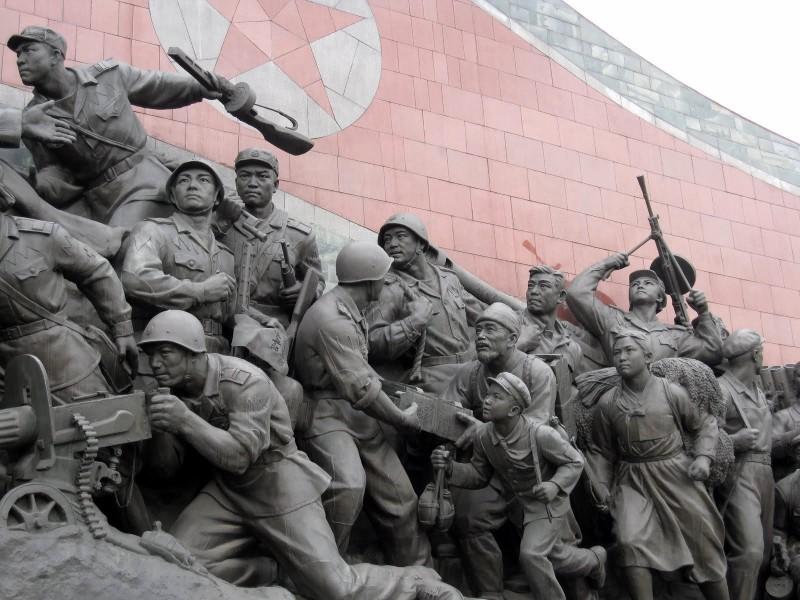 Соединённые Штаты подталкивают Северную Корею к созданию ядерного оружия — да или нет?