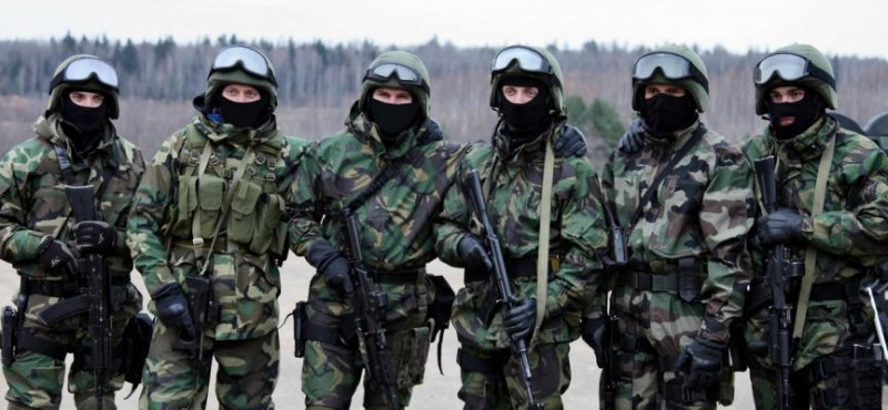 Российская Национальная Гвардия.