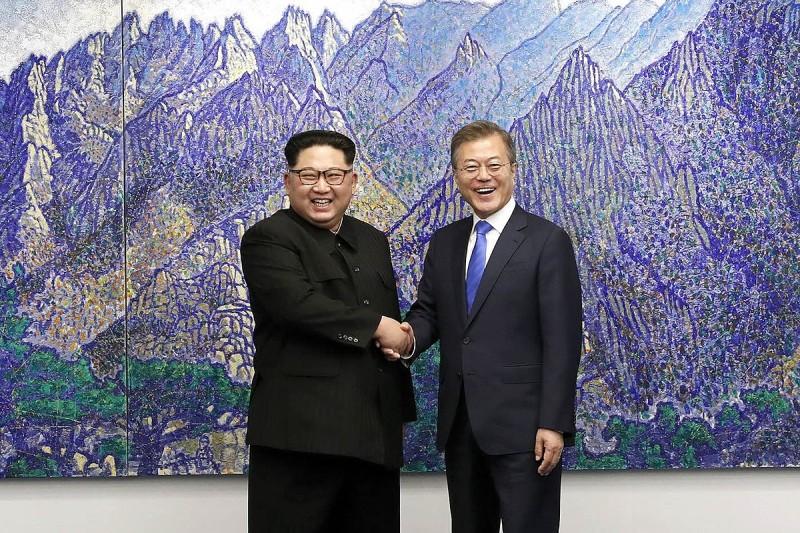 На третьем межкорейском саммите