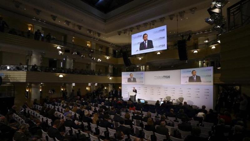 Мюнхенская конференция вскрывает раскол между Востоком и Западом