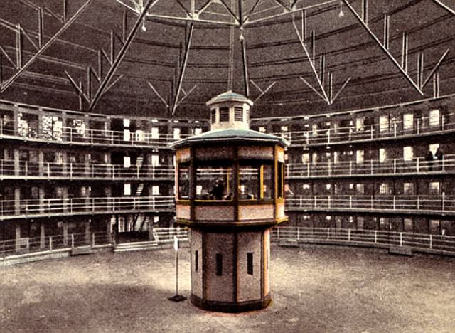 foucault and the panopticon Panopticon relied upon the materials and techniques of his day to create a structure that could 4 autonomously reproduce an individualized social control, providing a central authority with.