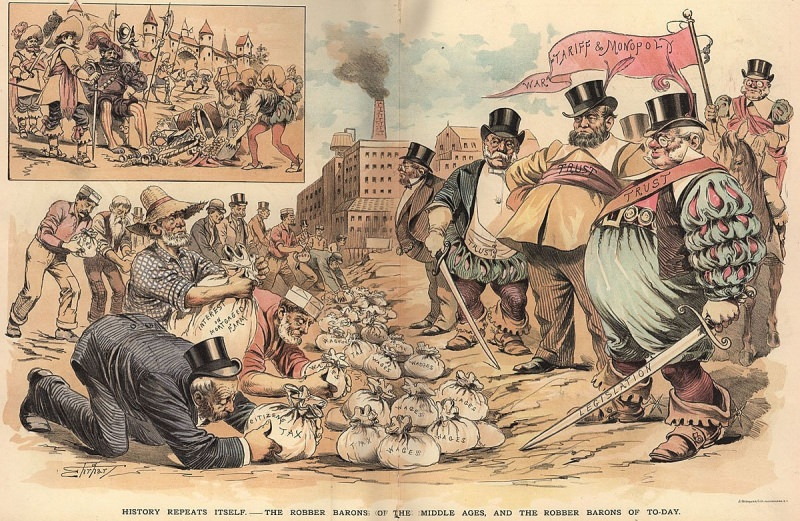 the features of the golden age of american capitalism Capitalism vs socialism two political many countries have mixed economic systems with elements of both capitalism and socialism in the us.