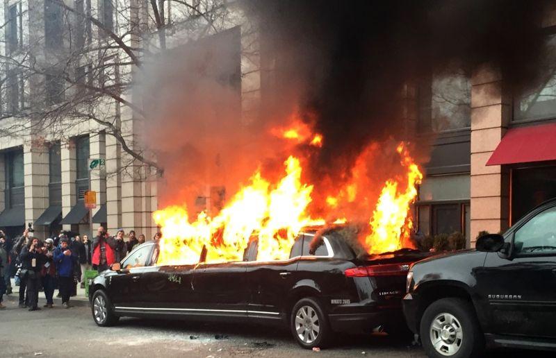 На улицах Америки грядёт хаос