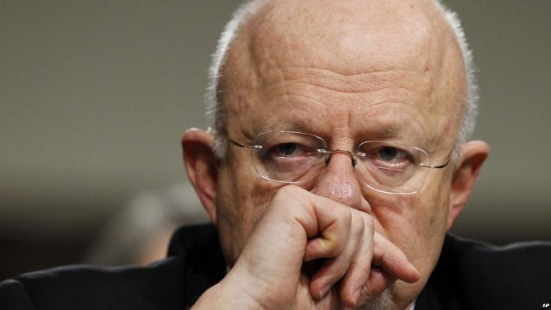 Директор национальной разведки Джеймс Р. Клэппер-мл