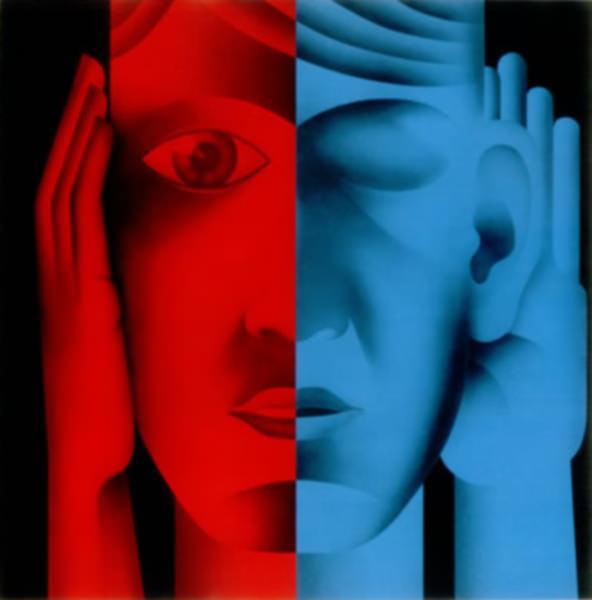 Слепой и глухой