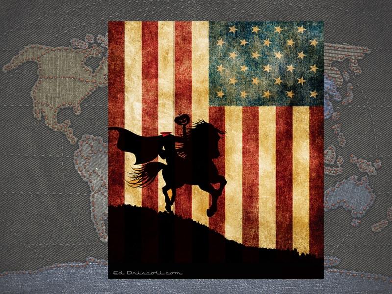 Америка – всадник без головы