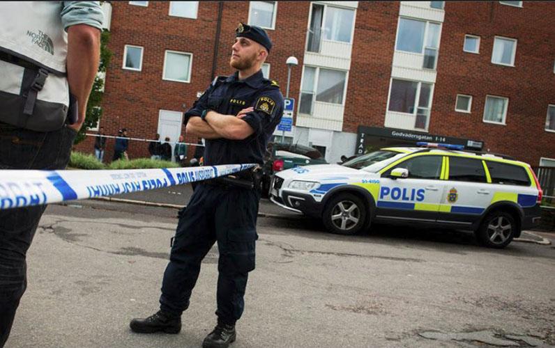 Полиция Мальмё