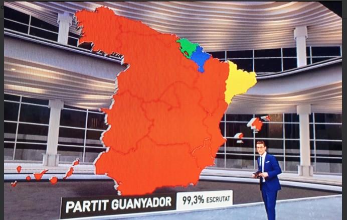 Демократический триумф сепаратистов Каталонии