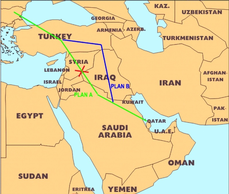Qatar-Gas-Lines-to-Europe