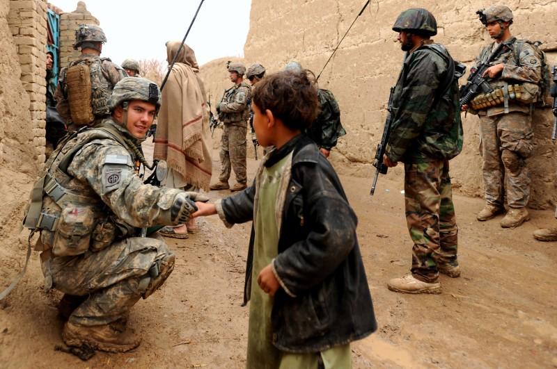 США подсвечивают тропу к миру в Афганистане