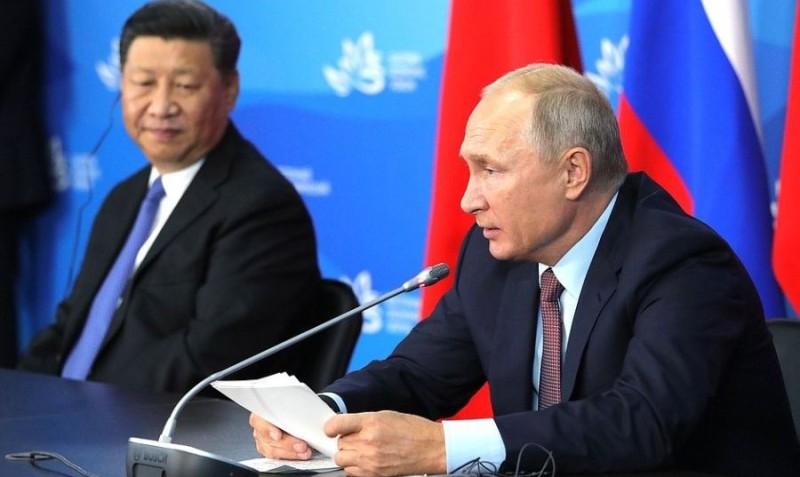 Путин инициирует трёхсторонний саммит с Индией и Китаем