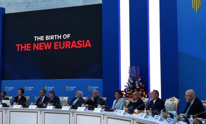 Путь к Великой Евразии