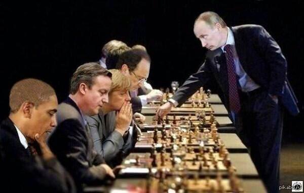 Шах и мат на всех досках