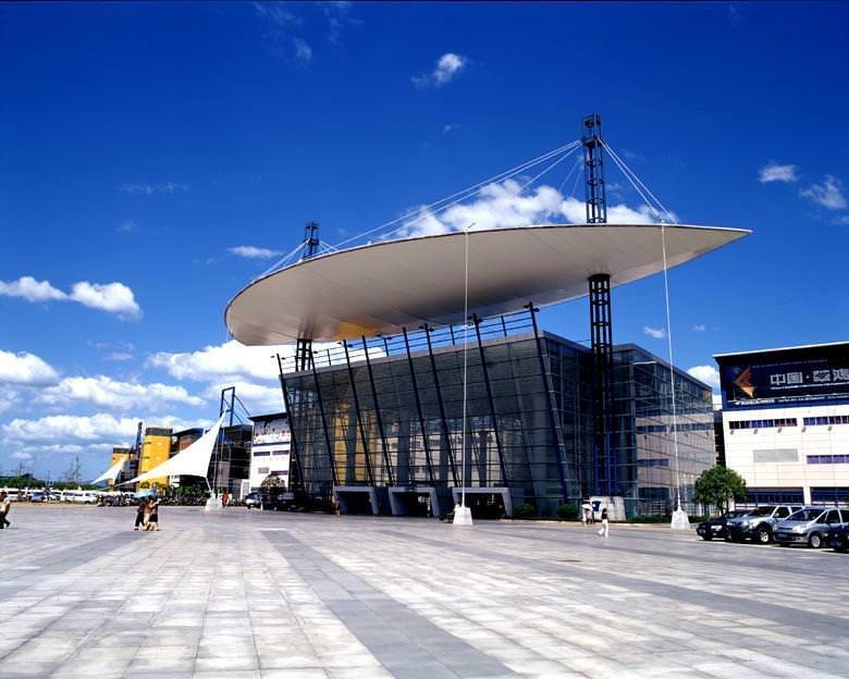 Международный оптовый центр города Иу