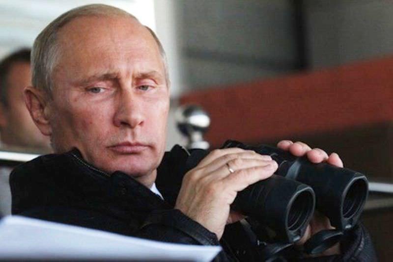 Гроссмейстер Путин наносит поражение Дяде Сэму, играя в его игру