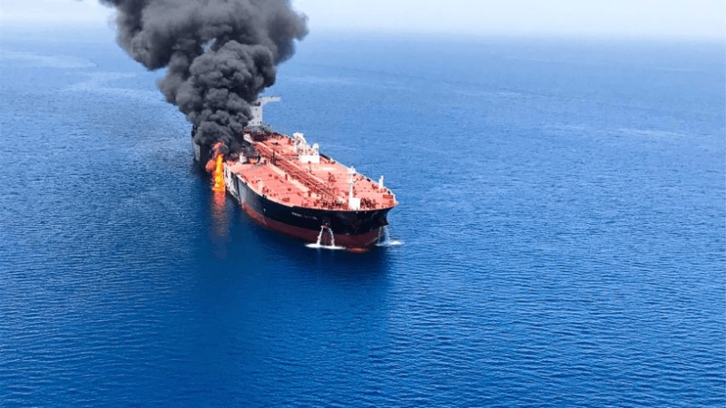 Иран — послание отправлено, послание доставлено