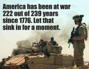 США войны