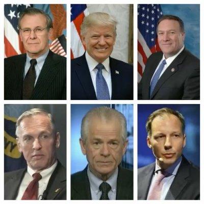 Разработчики американской национальной стратегии