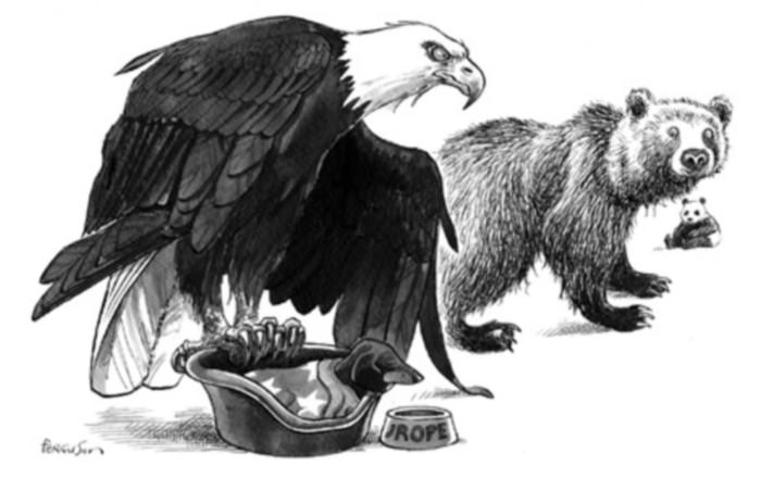 Россия, смирись – иначе…