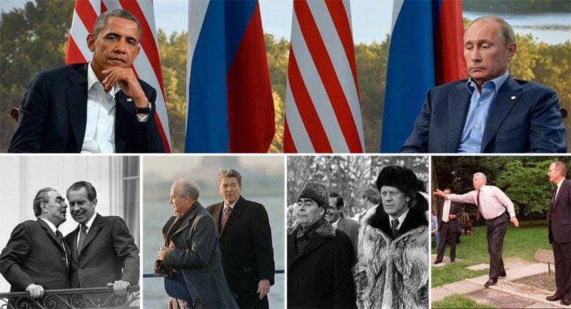 Холодная война вернулась