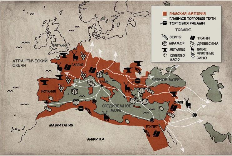 Валюта и коллапс Римской Империи-4