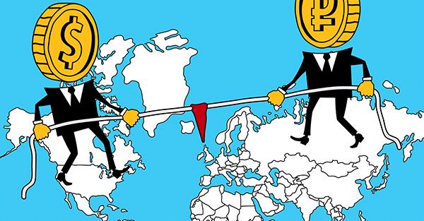 Сюрприз! Догадайтесь, у какой валюты более крепкие основы – у доллара или… у рубля?
