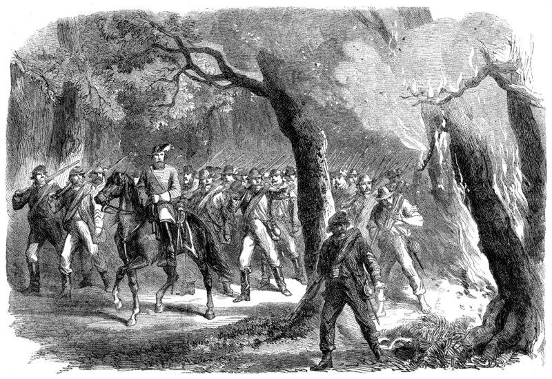Армия конфедератов