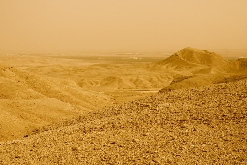 Пески Саудовской Аравии
