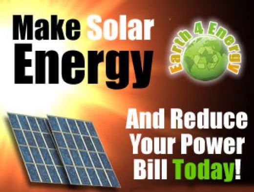 Зелёная энергия спасёт мир