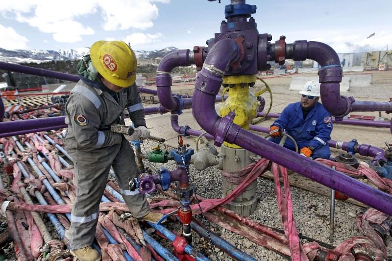 Разработка месторождения методом гидроразрыва пласта в Калифорнии