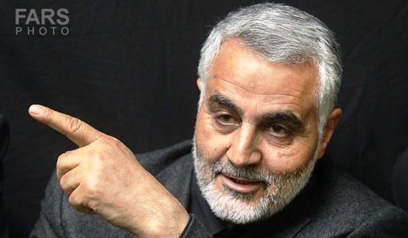 Российского пилота спас иранский генерал Сулеймани