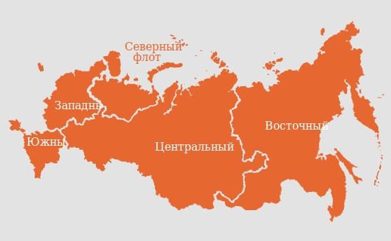 Военные округа