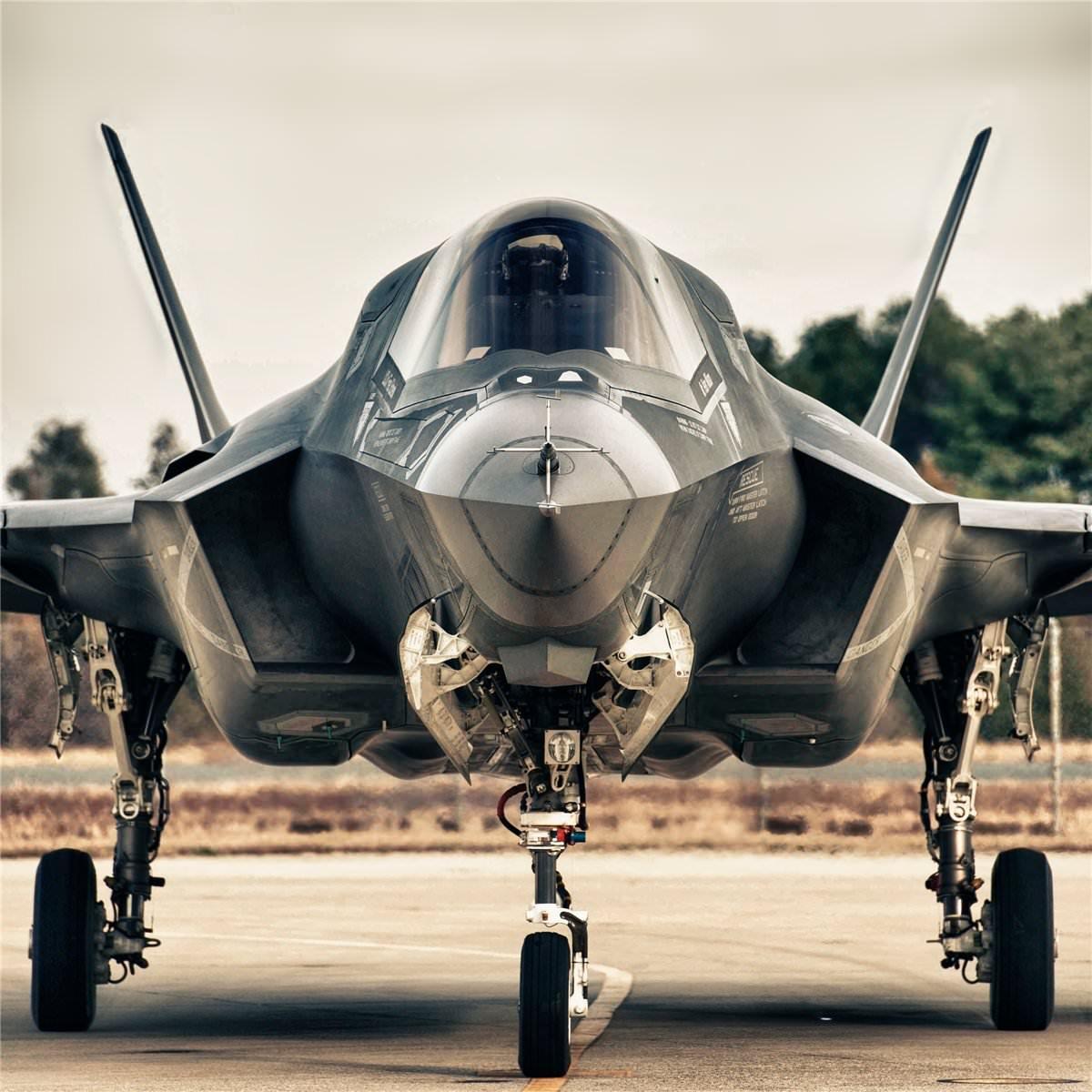 Как США и союзники получили худший из новейших боевых самолётов