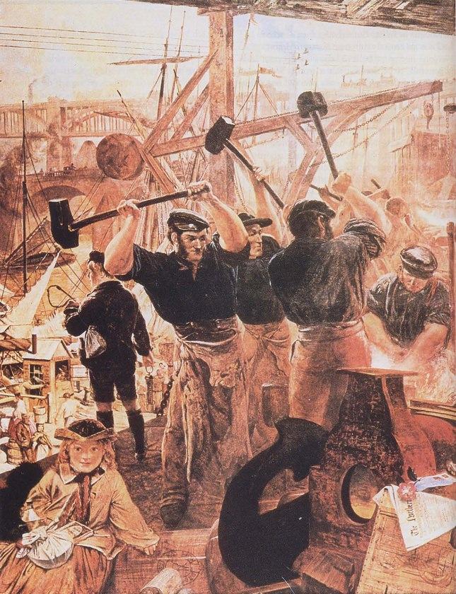 economic condition of the 19th century