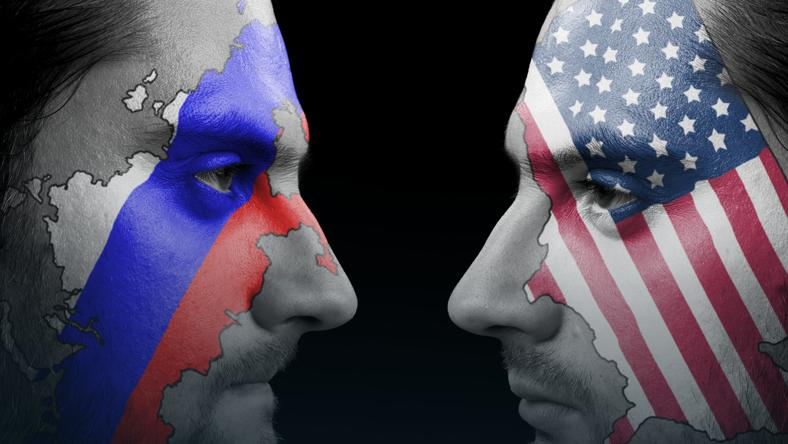 Американец между Россией и Америкой